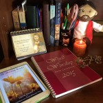 A Peek at My Prayer Corner: What I'm Reading in January, 2015