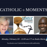 """Catholic Moments"" with Judy Klein and Thomas Awiapo"