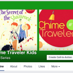 "Introducing My New Book Series: ""Chime Travelers""!"