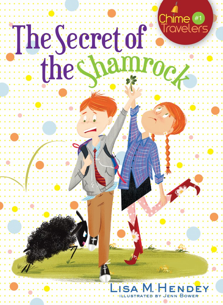 Book One: The Secret of the Shamrock