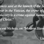 Westminster Cardinal Welcomes Modern Slavery Act