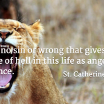 3 Reasons that My Anger Could be Sending Me to Hell