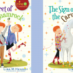 My New #ChimeTravelers Series for Kids Hits the Bookshelves!