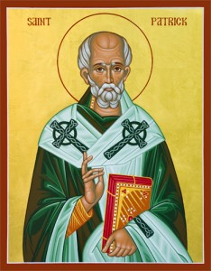 St. Patrick's Adventurous Prayer