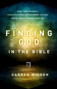 "A God of Personality and Possibility: A Dialogue with Darren Wilson's ""Finding God in the Bible"""