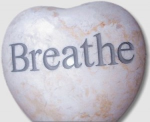 Just Breathe! Lectionary Reflections for April 27, 2014