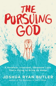Does the Pursuing God Ever Stop Pursuing?