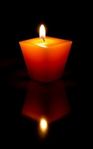 Image result for candles reflected in mirrors