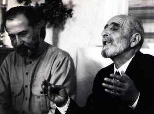 Suleyman Dede (c. 1979) w. Murat Yagan, Vancouver