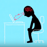 How to Find Peace in 4 Minutes – Animated Meditation