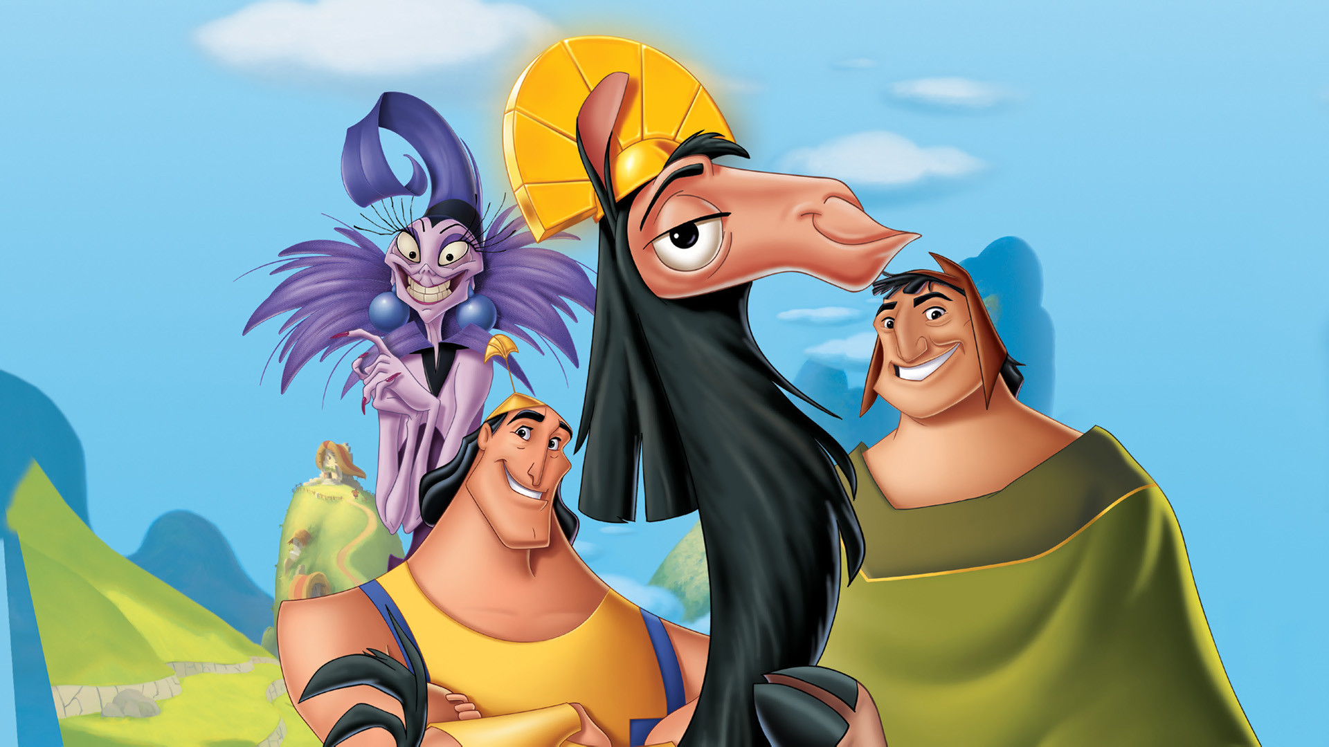 The Emperor S New Groove 2000