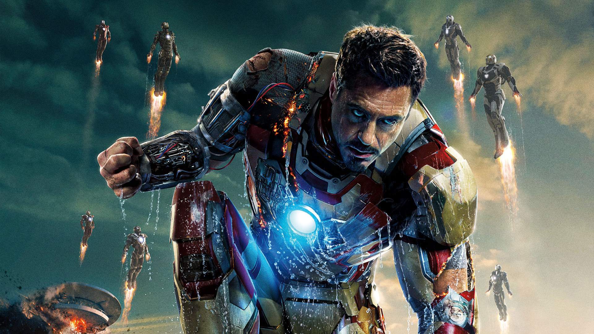 iron man 3 2013 an all thumbs review