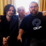 Edgar Wright Simon Pegg Nick Frost