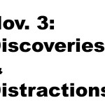 Looking Elsewhere: 14 Discoveries & Distractions for the First Week of November