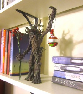 At Overstreet Headquarters, we don't have bookends. We have bookents.