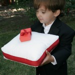 """Aiden the Ringbearer"" by Brandon and Kaja Geary. Released on Flickr  https://www.flickr.com/people/gearys/ under the  Creative Commons Attribution-NoDerivs License, found via Wylio"