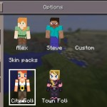 What's wrong with Minecraft's new pocket edition skins?