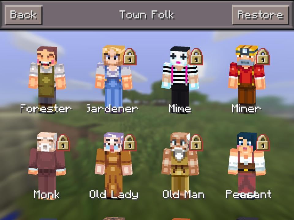 Town Folk 1
