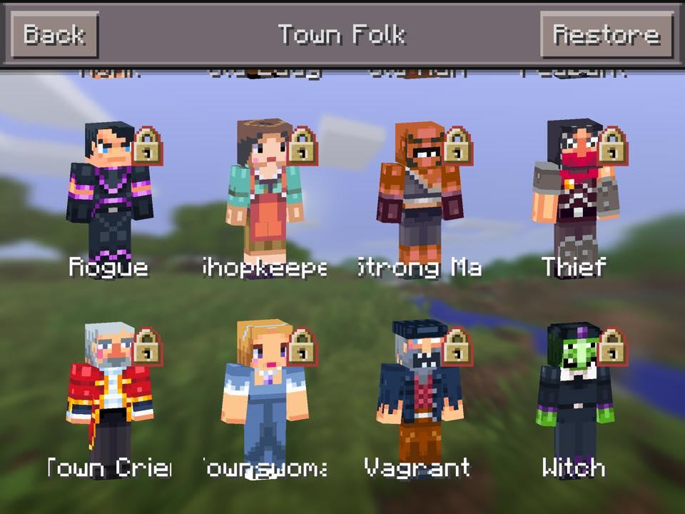 Town Folk 2