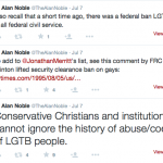 """Some Responsibility"": Evangelicals' Shifting LGBT Rhetoric"