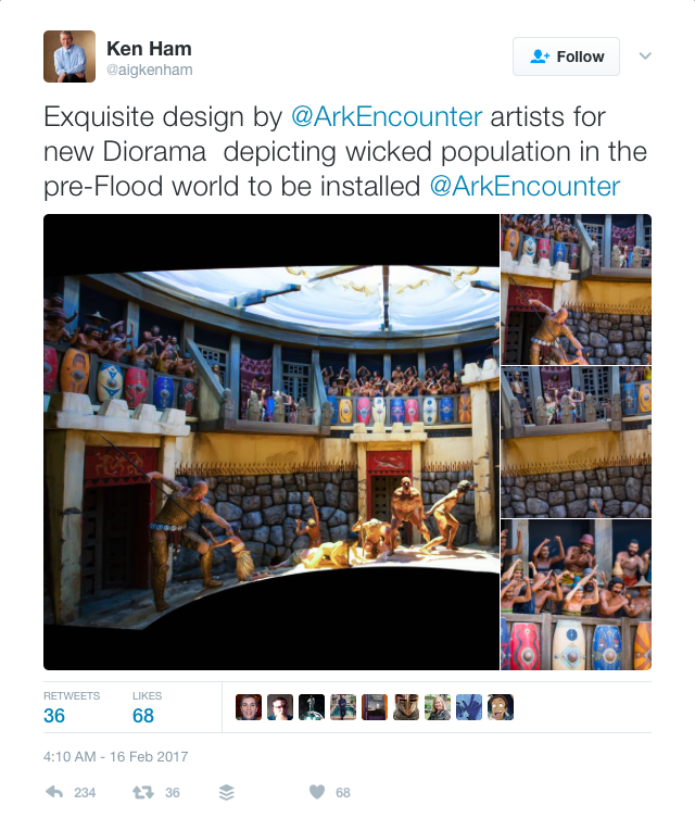 Ken Ham Has a Serious Lack of Imagination