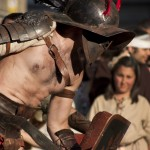Voice in the Wind: Historically Inaccurate Gladiators
