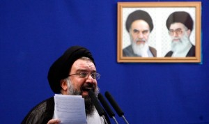 Ayatollah-Ahmad-Khatami-8-14-09