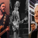 Lemmy, Bowie, Alan Rickman: Men