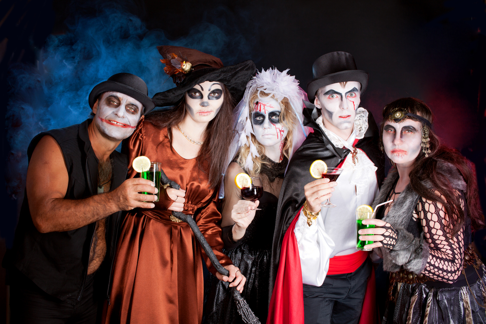 No You Can't: Rules for White People and Halloween Parties (and ...