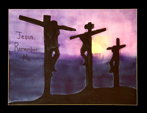 The Stations of the Cross: A Devotional Guide for Lent and Holy Week – The Eleventh Station