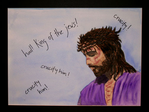 The Stations of the Cross: A Devotional Guide for Lent and Holy Week – The Sixth Station