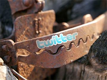 A twitter trap?