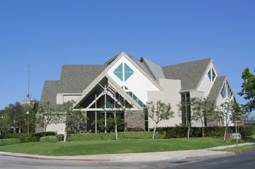 The sanctuary of Irvine Presbyterian Church, where I served as Senior Pastor for sixteen years.