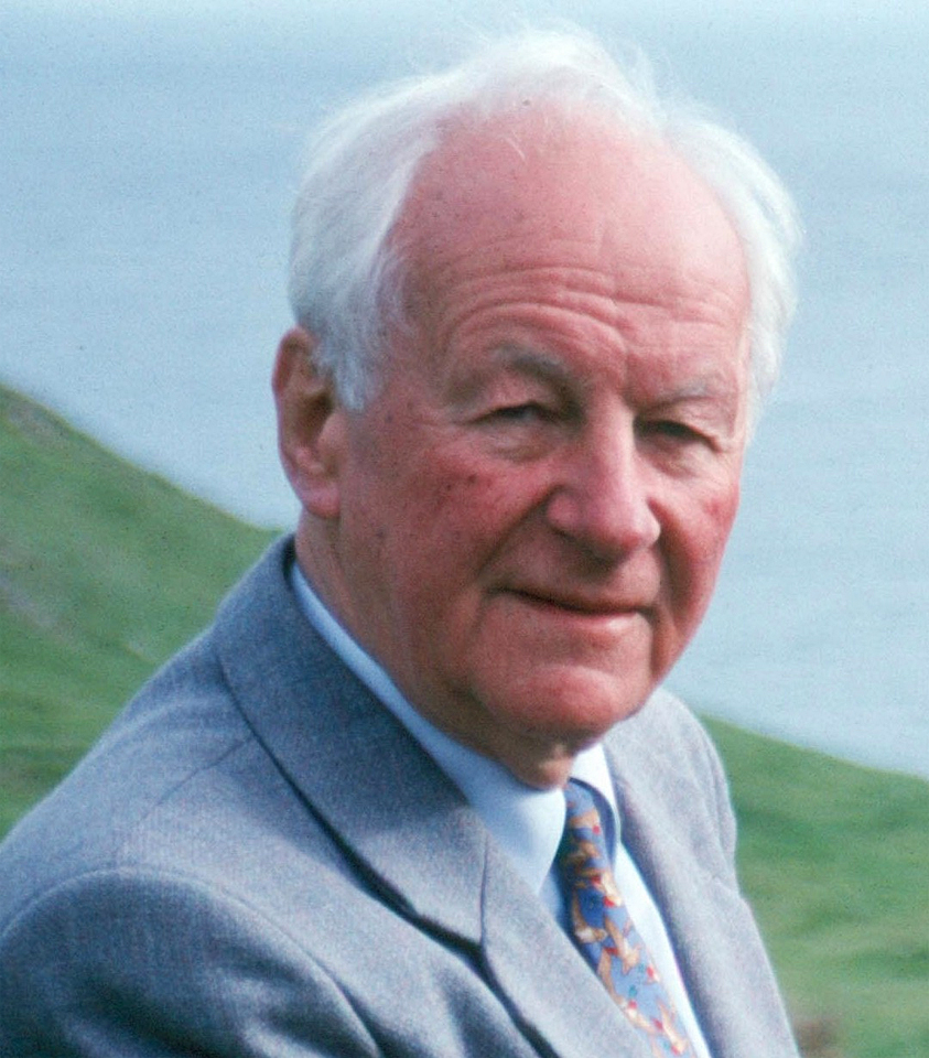 Gratefully Remembering John Stott
