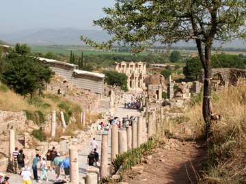 Ephesus in the New Testament