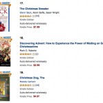 Wedged Between Glenn Beck and The Christmas Dog