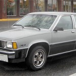 A Chevrolet Citation, care of WikiCommons