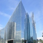 The Crystal Cathedral in Orange County, California