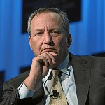 Lawrence Summers. From Flickr.com.