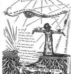 Lenten Devotional Doodle for Thursday, March 1