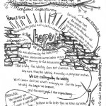 Lenten Devotional Doodle for Wednesday, March 7