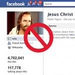 Would Jesus Have a Facebook Page? No . . .