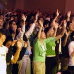Lift Up Holy Hands and Praise the Lord! Inspiration from The High Calling
