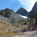 Climbing the Mammoth Crest with My Son