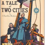A comic version of A Tale of Two Cities. From WikiCommons.