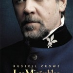 Russell Crowe plays Inspector Javert in the film version of Les Misérables