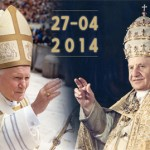 Pope Declares John and John Paul to Be Saints . . . God Declares You to Be a Saint