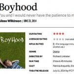 "Fasincating Review of a Fascinating Movie – ""Boyhood"""