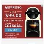 Nespresso Rocks!