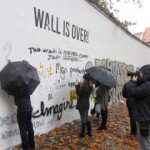 Can You Vandalize Vandalism? Imagine Lennon's Wall